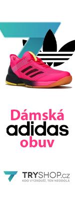 Dámská obuv Adidas - postraní