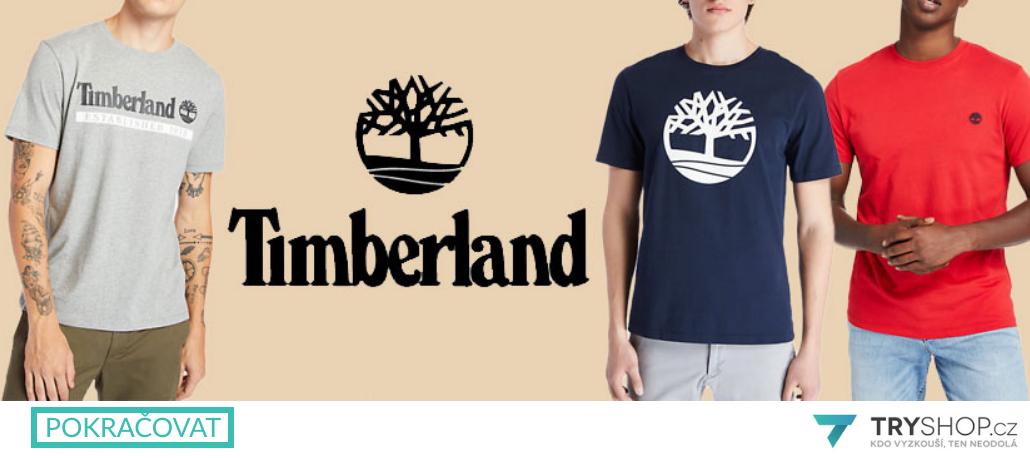 Timberland_pánská trička