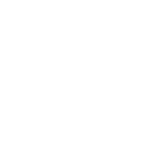 Sukně Glamorous Jacquard Skater Skirt White